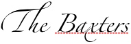 The Baxters signature